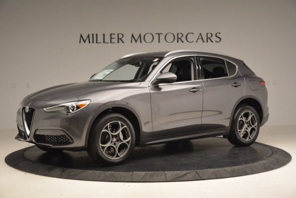 New 2018 Alfa Romeo Stelvio Q4 for sale Sold at Pagani of Greenwich in Greenwich CT 06830 2