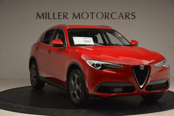New 2018 Alfa Romeo Stelvio for sale Sold at Pagani of Greenwich in Greenwich CT 06830 11