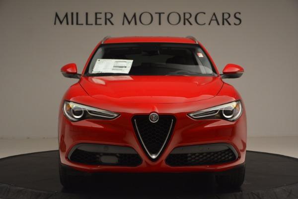 New 2018 Alfa Romeo Stelvio for sale Sold at Pagani of Greenwich in Greenwich CT 06830 12