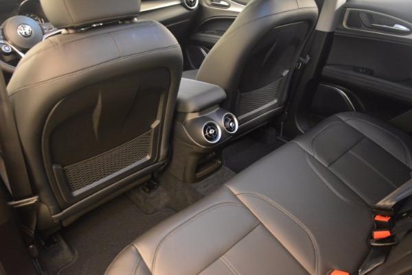 New 2018 Alfa Romeo Stelvio for sale Sold at Pagani of Greenwich in Greenwich CT 06830 16