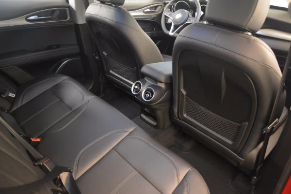 New 2018 Alfa Romeo Stelvio for sale Sold at Pagani of Greenwich in Greenwich CT 06830 22