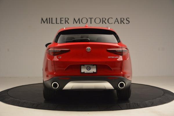 New 2018 Alfa Romeo Stelvio for sale Sold at Pagani of Greenwich in Greenwich CT 06830 6