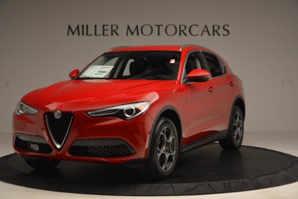 New 2018 Alfa Romeo Stelvio for sale Sold at Pagani of Greenwich in Greenwich CT 06830 1