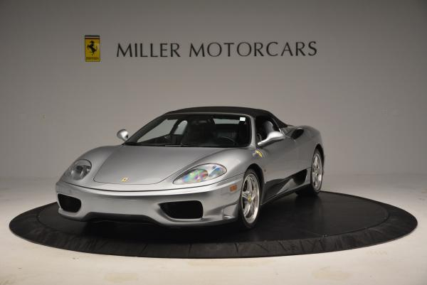 Used 2004 Ferrari 360 Spider 6-Speed Manual for sale Sold at Pagani of Greenwich in Greenwich CT 06830 13