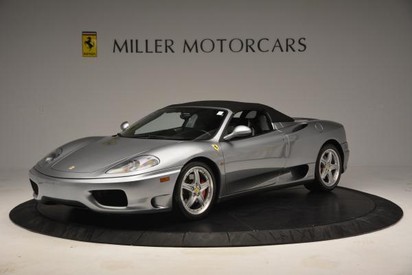 Used 2004 Ferrari 360 Spider 6-Speed Manual for sale Sold at Pagani of Greenwich in Greenwich CT 06830 14