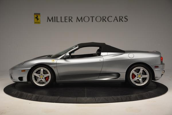 Used 2004 Ferrari 360 Spider 6-Speed Manual for sale Sold at Pagani of Greenwich in Greenwich CT 06830 15