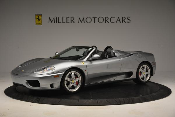 Used 2004 Ferrari 360 Spider 6-Speed Manual for sale Sold at Pagani of Greenwich in Greenwich CT 06830 2