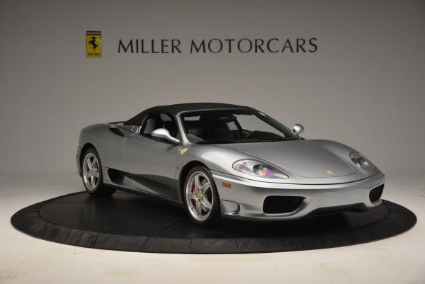 Used 2004 Ferrari 360 Spider 6-Speed Manual for sale Sold at Pagani of Greenwich in Greenwich CT 06830 23