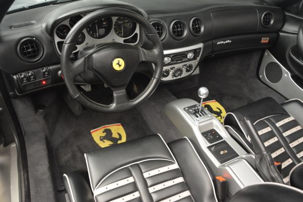 Used 2004 Ferrari 360 Spider 6-Speed Manual for sale Sold at Pagani of Greenwich in Greenwich CT 06830 25