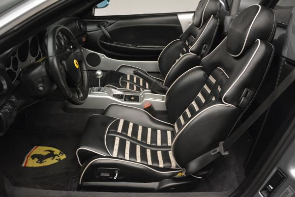 Used 2004 Ferrari 360 Spider 6-Speed Manual for sale Sold at Pagani of Greenwich in Greenwich CT 06830 26