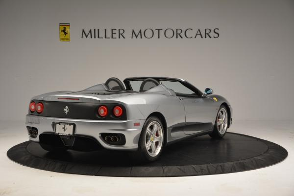 Used 2004 Ferrari 360 Spider 6-Speed Manual for sale Sold at Pagani of Greenwich in Greenwich CT 06830 7