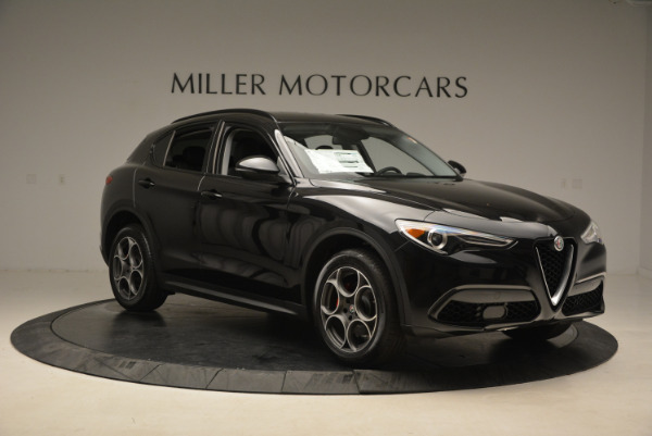 New 2018 Alfa Romeo Stelvio Sport Q4 for sale Sold at Pagani of Greenwich in Greenwich CT 06830 11