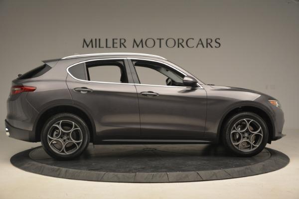 New 2018 Alfa Romeo Stelvio Sport Q4 for sale Sold at Pagani of Greenwich in Greenwich CT 06830 9