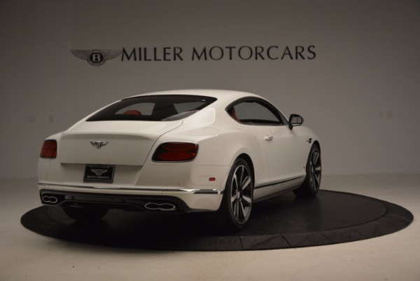 New 2017 Bentley Continental GT V8 S for sale Sold at Pagani of Greenwich in Greenwich CT 06830 7