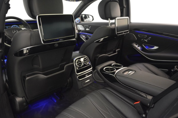 Used 2015 Mercedes-Benz S-Class S 65 AMG for sale Sold at Pagani of Greenwich in Greenwich CT 06830 28