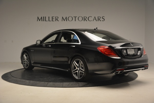 Used 2015 Mercedes-Benz S-Class S 65 AMG for sale Sold at Pagani of Greenwich in Greenwich CT 06830 5