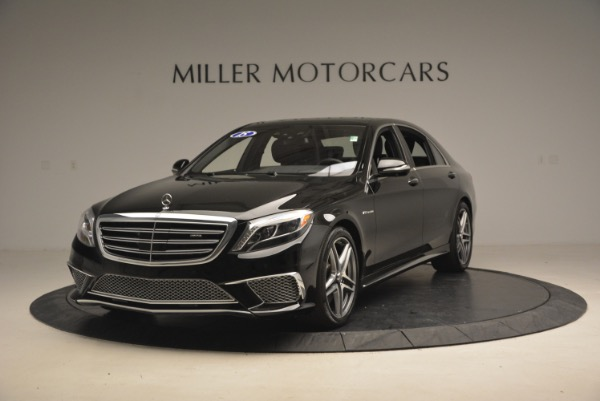 Used 2015 Mercedes-Benz S-Class S 65 AMG for sale Sold at Pagani of Greenwich in Greenwich CT 06830 1
