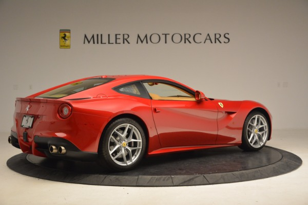 Used 2013 Ferrari F12 Berlinetta for sale Sold at Pagani of Greenwich in Greenwich CT 06830 8
