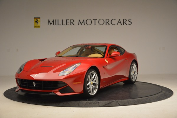 Used 2013 Ferrari F12 Berlinetta for sale Sold at Pagani of Greenwich in Greenwich CT 06830 1