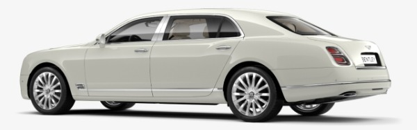 New 2017 Bentley Mulsanne EWB for sale Sold at Pagani of Greenwich in Greenwich CT 06830 3