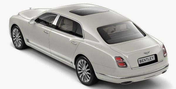 New 2017 Bentley Mulsanne EWB for sale Sold at Pagani of Greenwich in Greenwich CT 06830 4