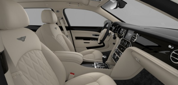 New 2017 Bentley Mulsanne EWB for sale Sold at Pagani of Greenwich in Greenwich CT 06830 7
