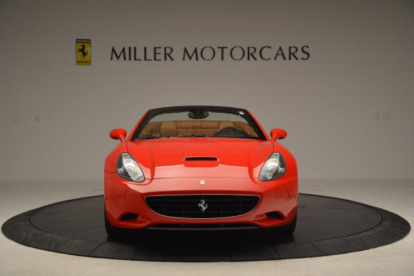 Used 2011 Ferrari California for sale Sold at Pagani of Greenwich in Greenwich CT 06830 12
