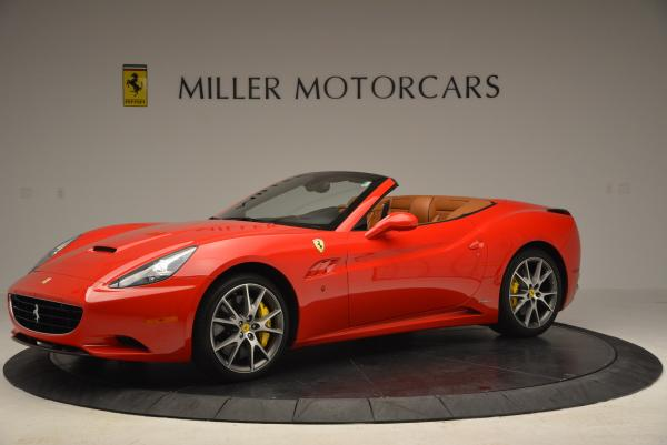 Used 2011 Ferrari California for sale Sold at Pagani of Greenwich in Greenwich CT 06830 2