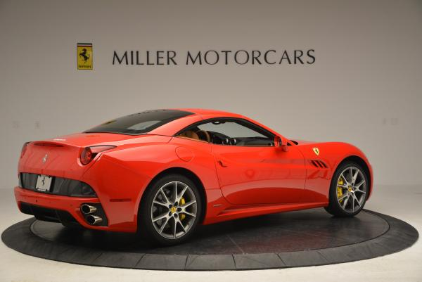 Used 2011 Ferrari California for sale Sold at Pagani of Greenwich in Greenwich CT 06830 20