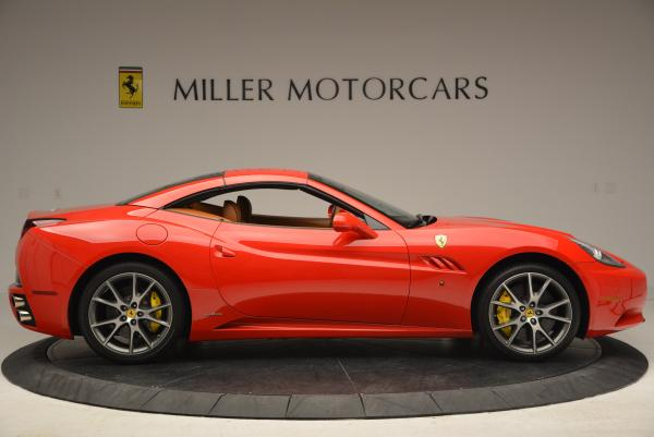 Used 2011 Ferrari California for sale Sold at Pagani of Greenwich in Greenwich CT 06830 21