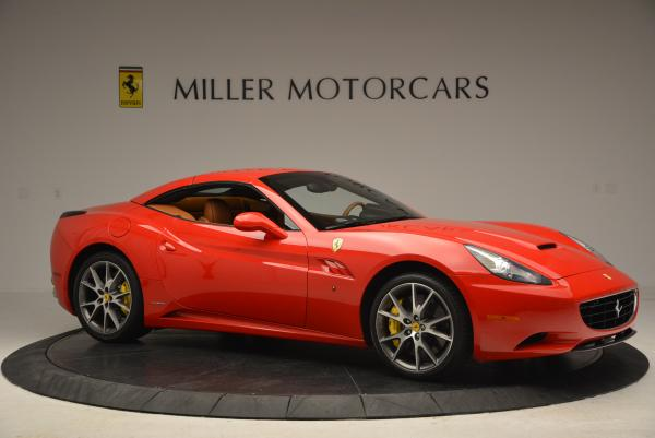 Used 2011 Ferrari California for sale Sold at Pagani of Greenwich in Greenwich CT 06830 22