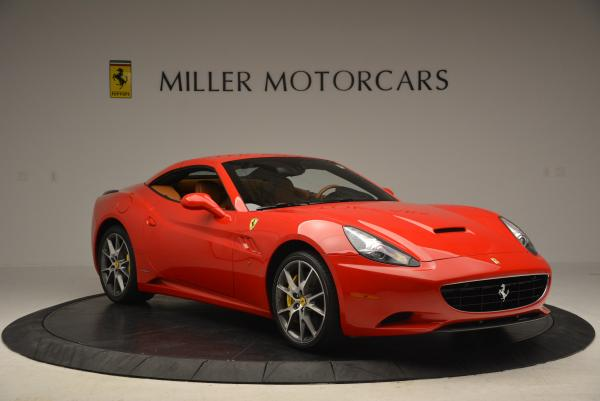 Used 2011 Ferrari California for sale Sold at Pagani of Greenwich in Greenwich CT 06830 23