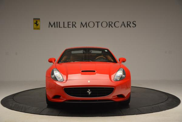 Used 2011 Ferrari California for sale Sold at Pagani of Greenwich in Greenwich CT 06830 24