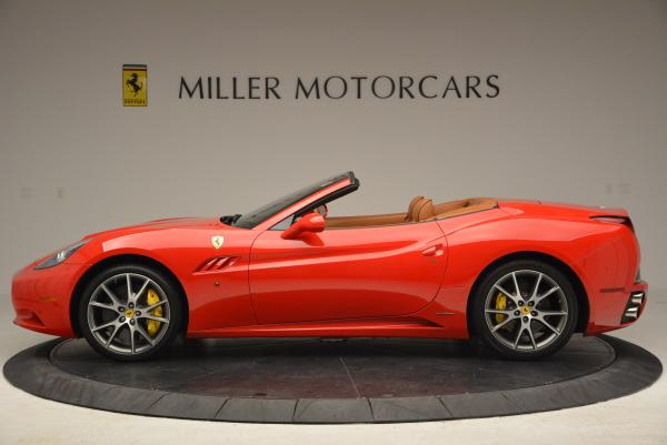 Used 2011 Ferrari California for sale Sold at Pagani of Greenwich in Greenwich CT 06830 3