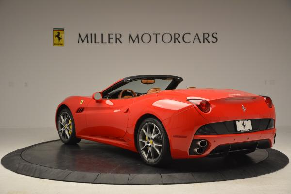 Used 2011 Ferrari California for sale Sold at Pagani of Greenwich in Greenwich CT 06830 5