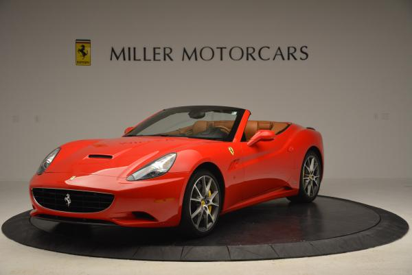Used 2011 Ferrari California for sale Sold at Pagani of Greenwich in Greenwich CT 06830 1