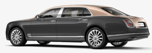 New 2017 Bentley Mulsanne Extended Wheelbase for sale Sold at Pagani of Greenwich in Greenwich CT 06830 3