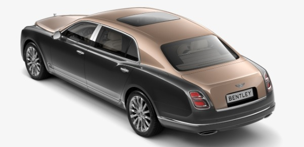 New 2017 Bentley Mulsanne Extended Wheelbase for sale Sold at Pagani of Greenwich in Greenwich CT 06830 4