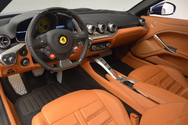 Used 2017 Ferrari F12 Berlinetta for sale Sold at Pagani of Greenwich in Greenwich CT 06830 13
