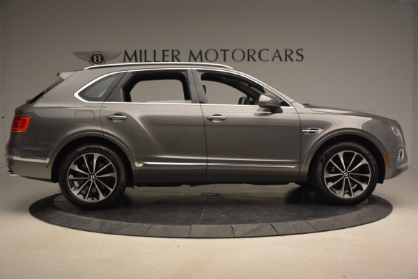 New 2018 Bentley Bentayga Activity Edition-Now with seating for 7!!! for sale Sold at Pagani of Greenwich in Greenwich CT 06830 10