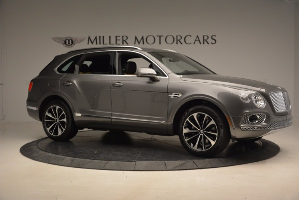 New 2018 Bentley Bentayga Activity Edition-Now with seating for 7!!! for sale Sold at Pagani of Greenwich in Greenwich CT 06830 11