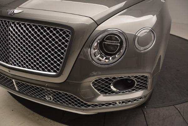 New 2018 Bentley Bentayga Activity Edition-Now with seating for 7!!! for sale Sold at Pagani of Greenwich in Greenwich CT 06830 16