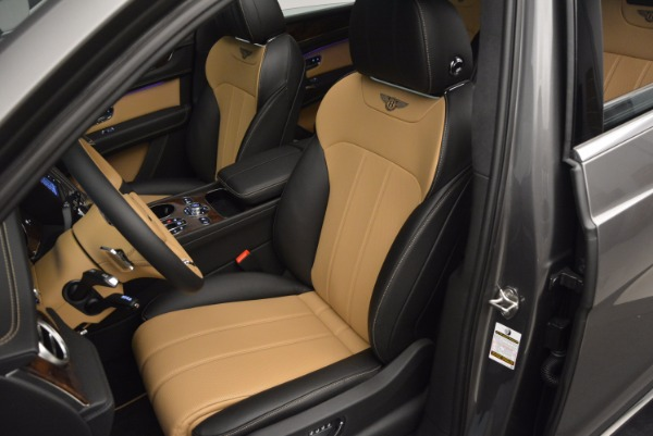 New 2018 Bentley Bentayga Activity Edition-Now with seating for 7!!! for sale Sold at Pagani of Greenwich in Greenwich CT 06830 25