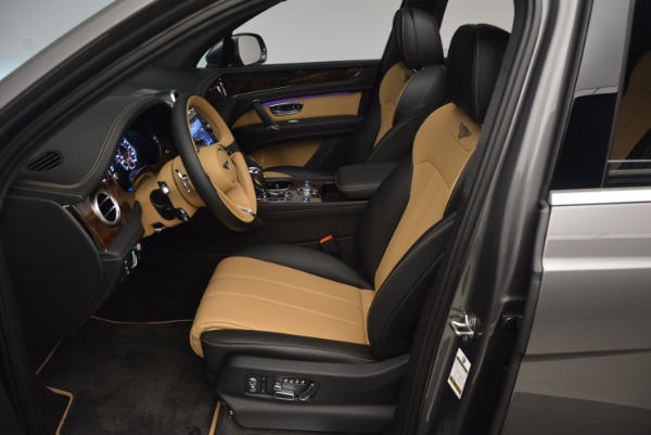 New 2018 Bentley Bentayga Activity Edition-Now with seating for 7!!! for sale Sold at Pagani of Greenwich in Greenwich CT 06830 26