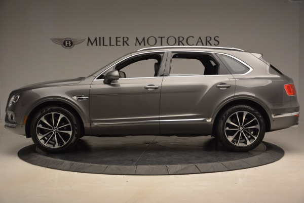 New 2018 Bentley Bentayga Activity Edition-Now with seating for 7!!! for sale Sold at Pagani of Greenwich in Greenwich CT 06830 3