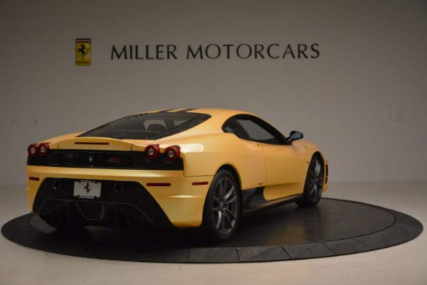 Used 2008 Ferrari F430 Scuderia for sale Sold at Pagani of Greenwich in Greenwich CT 06830 7
