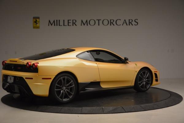 Used 2008 Ferrari F430 Scuderia for sale Sold at Pagani of Greenwich in Greenwich CT 06830 8