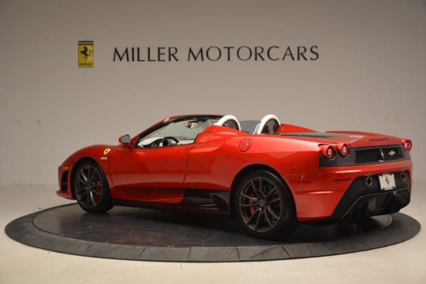 Used 2009 Ferrari F430 Scuderia 16M for sale Sold at Pagani of Greenwich in Greenwich CT 06830 4