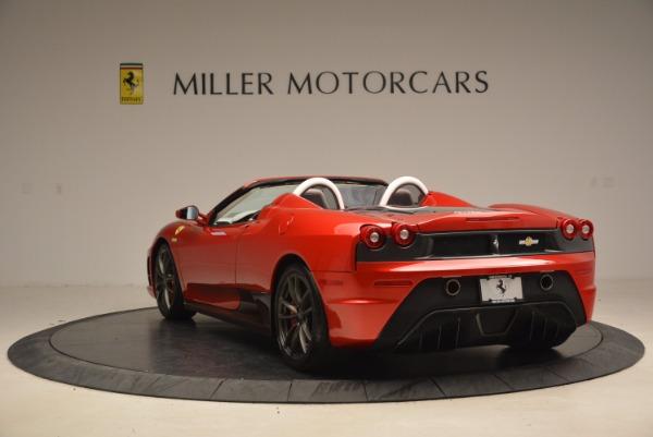 Used 2009 Ferrari F430 Scuderia 16M for sale Sold at Pagani of Greenwich in Greenwich CT 06830 5