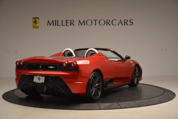 Used 2009 Ferrari F430 Scuderia 16M for sale Sold at Pagani of Greenwich in Greenwich CT 06830 7